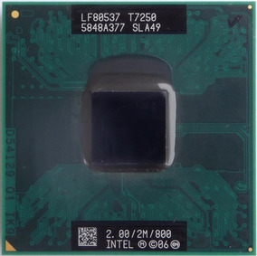 Processador Notebook Intel Core 2 Duo T7250
