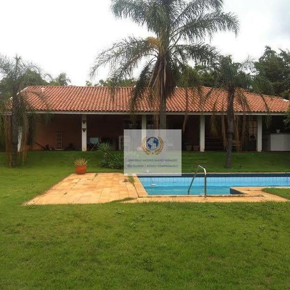 Chácara Residencial À Venda, Parque Rural Fazenda Santa Cândida, Campinas. - Ch0026