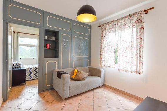 Apartamento Para Aluguel - Jardim Paulista, 1 Quarto, 44 - 893034037