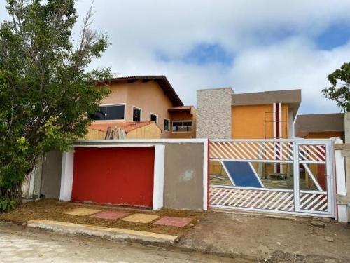 Imagem 1 de 8 de Boa Casa Litoral Sul Lado Praia Ref. 7518/dz