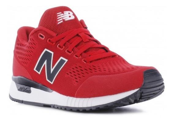 New Balance 005 Red Black