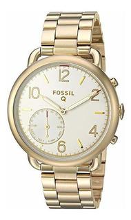 Smartwatch Fossil Q Q Tailor Hybrid Ftw1144 ®