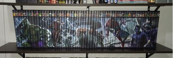 Coleção Oficial De Graphic Novels Marvel Salvat 1 Ao 60