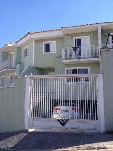 Sobrado Com 4 Dormitórios À Venda, 175 M² Por R$ 759.000,00 - Santa Teresinha - São Paulo/sp - So0108
