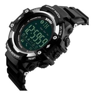 Reloj Deportivo Skmei 1226 Bluetooth Podometro Cronometro Wr