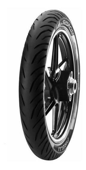 Pneu Moto Traseiro 110/80-14 M/c 53l Super City Pirelli