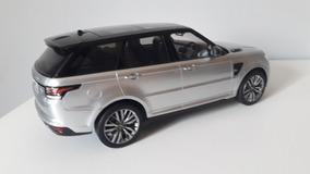Land Rover Range Rover Sport Svr 2015 Kyosho Prata 1/18