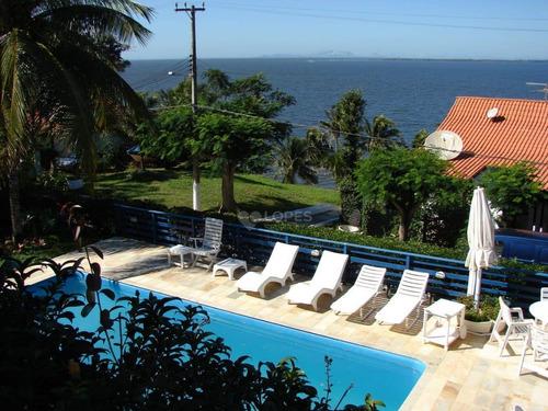 Imagem 1 de 9 de Casa De Praia Com 5 Quartos, 241 M² Por R$ 740.000 - Bananeiras - Araruama/rj - Ca20643