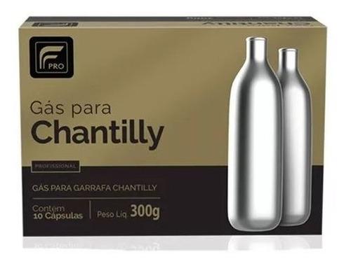 Imagem 1 de 1 de 20 Capsula Refil  De N2o Chantilly