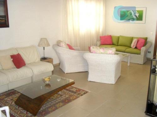 Imagem 1 de 15 de Apartamento  Residencial À Venda, Pitangueiras, Guarujá. - Ap1702