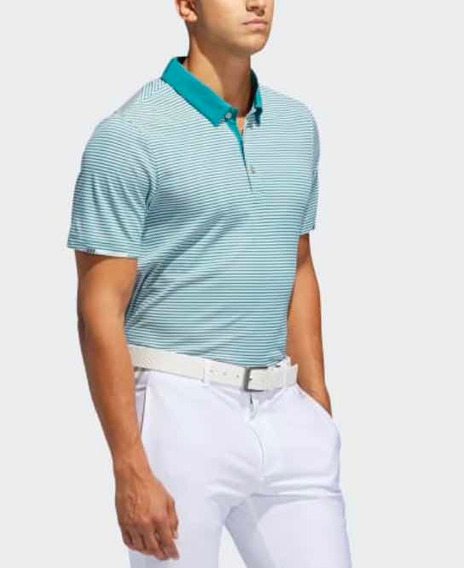 Playera Polo adidas Climachill (talla M) Golf Original Akw