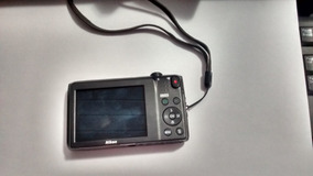 Câmera Digital Nikon Coolpix S3600 ( Retirar Peças)
