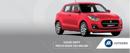 Suzuki Swift Hibrido Modelo 2022