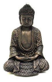 Buda Hindu Grande Tailandês Tibetano Estátua Resina