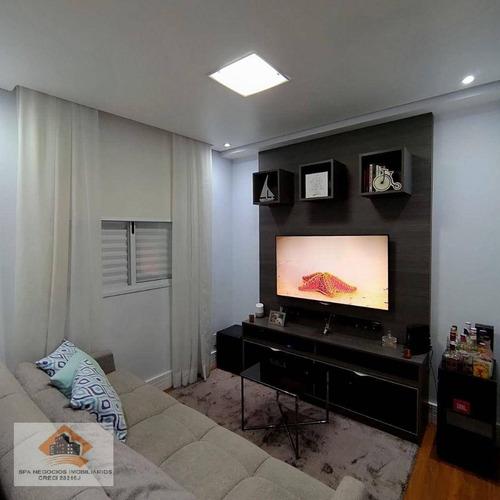 Imagem 1 de 8 de Apartamento Com 1 Dormitório À Venda, 56 M² Por R$ 430.000,00 - Vila Formosa - São Paulo/sp - Ap0299
