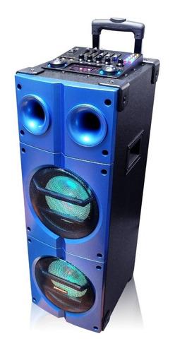 Parlante Bafle Torre Bluetooth Panacom Avalanche Sp-3405