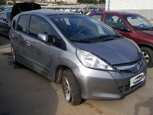 Sucata De Honda Fit 1.4 2013 - Motor Câmbio Peças Acessórios