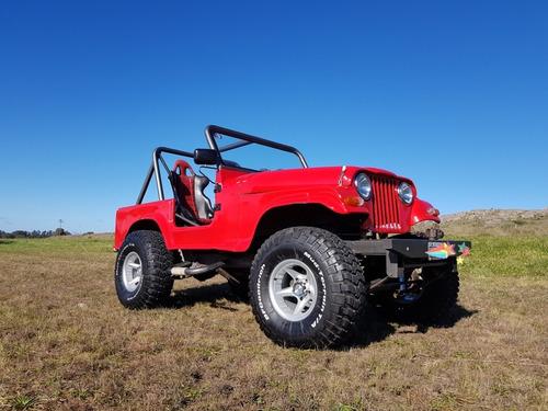 Jeep Ika Potro Ford Sprint