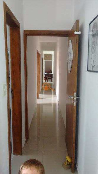 Casa Com 3 Dorms, Vila São Jorge, São Vicente - R$ 300 Mil, Cod: 159 - V159