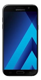 Samsung Galaxy A7 2017 Preto Usado Excelente C/ Nf