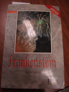 Frankensteín, Mary W. Shelley, Grupo Editorial Éxodo