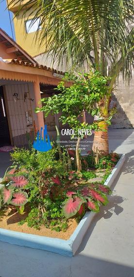 4617 - Casa 2 Dormitórios Lote Inteiro Mongaguá