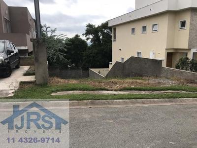 Ótimo Terreno À Venda No Condomínio Terras De São Fernando - Te0077