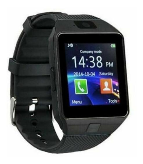 Reloj Celular Smartwatch Bluetooth Dz09 Con Microsim, Cámara