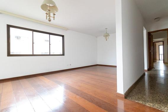 Apartamento Para Aluguel - Jardim Paulista, 4 Quartos, 240 - 893114401