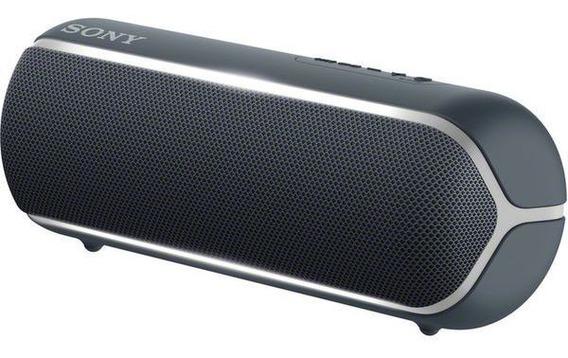 Caixa De Som Sony Extra Bass Srs-xb22 Bluetooth Preta