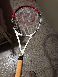 Raqueta Wilson Pro Staff 90 Usada