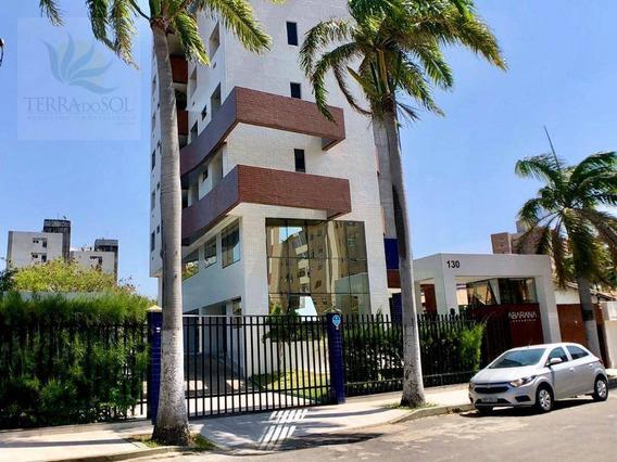 Apartamento Com 2 Dormitórios À Venda, 66 M² Por R$ 269.000 - Papicu - Fortaleza/ce - Ap0680