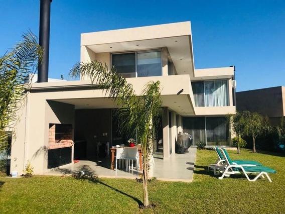 Casa 4 Ambientes En Barrio Cerrado La Arboleda