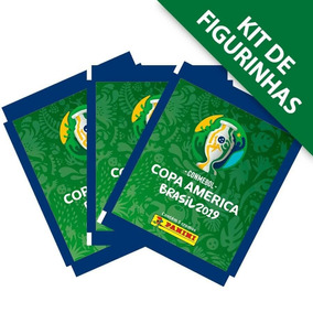 Kit Envelopes Conmebol Copa América 2019:12 Envelopes