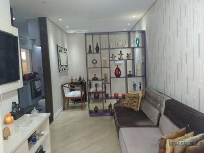 Apartamento Semimobiliado Pronto Para Morar!! - Di4991