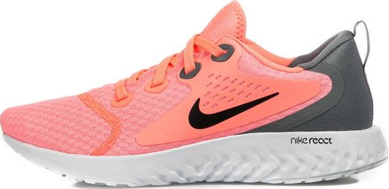 Zapatillas Nike Legend React Damas Running Nuevas Aa1626-604