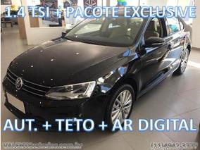 Vw - Volkswagen Jetta Confortline Teto Solar