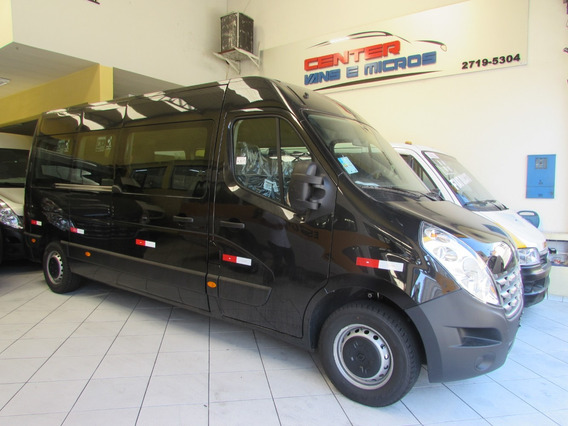 Renault Master Executiva Preta