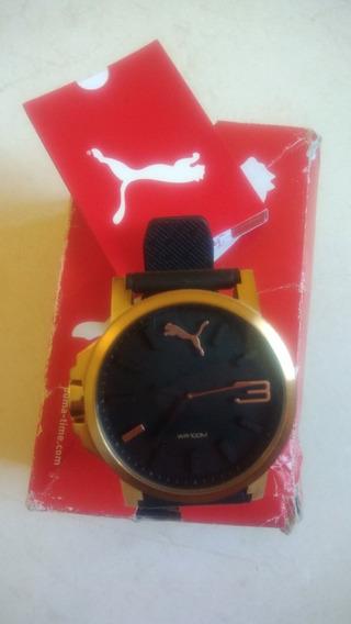 Relógio Puma Ultrasize Rose Original Usado
