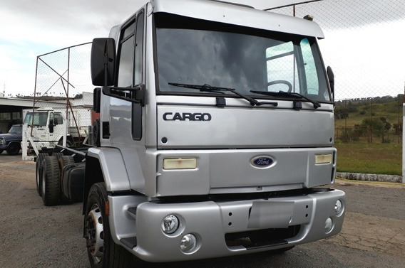 Ford Cargo 2422 1622 Truck Ano 2002