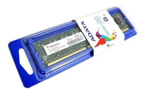 Memoria Adata 8gb Ddr3 1600 Pc3-12800
