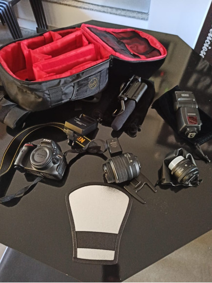 Kit Nikon Profissional
