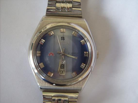 Relógio Masculino Automático Antigo Ricoh=seiko,citien,casio