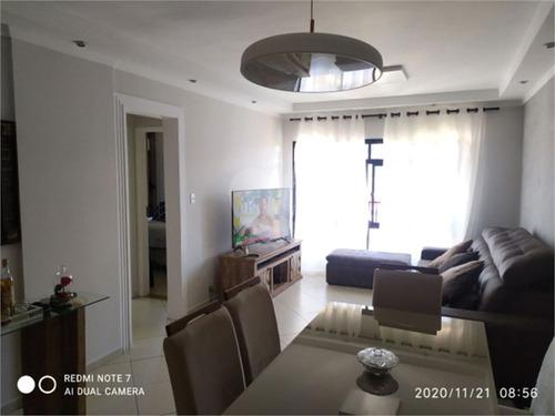 Imagem 1 de 18 de Excelente Apartamento, 02 Dormitórios, 01 Sala Dois Ambientes, 01 Cozinha, E 01 Vaga Fechada. - Reo546745