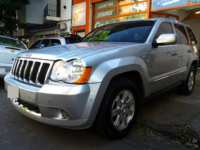 Jeep Grand Cherokee Limited 4.7 V8 4x4 Aut 2008 Gris