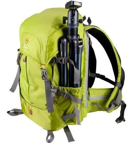 Mochila Para Fotografía - Cámara Verde Nest Explorer 300
