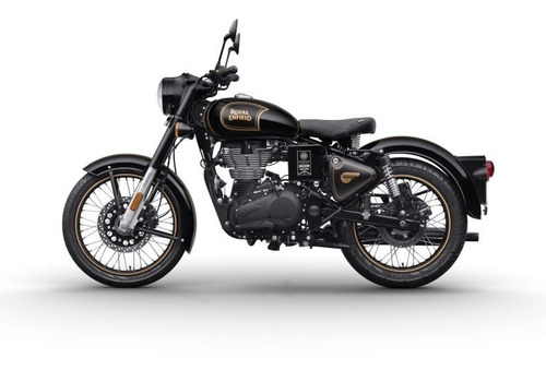Royal Enfield Classic 500 Black Tribute Disponible