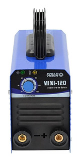 Máquina De Solda Mini 120 Weld Vision 220v Maquifer