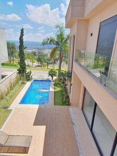 Imagem 1 de 18 de Casa À Venda, 430 M² Por R$ 3.800.000,00 - Alphaville - Santana De Parnaíba/sp - Ca0210