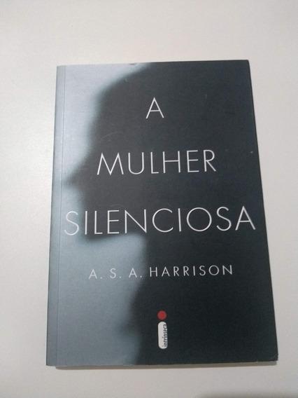 Livro: A Mulher Silenciosa - Asa Harrison